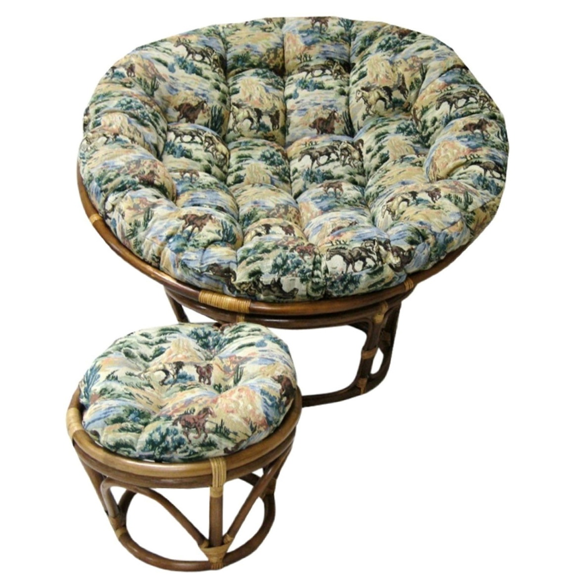 papasan chair double grey leather accent cushion cover home design ideas