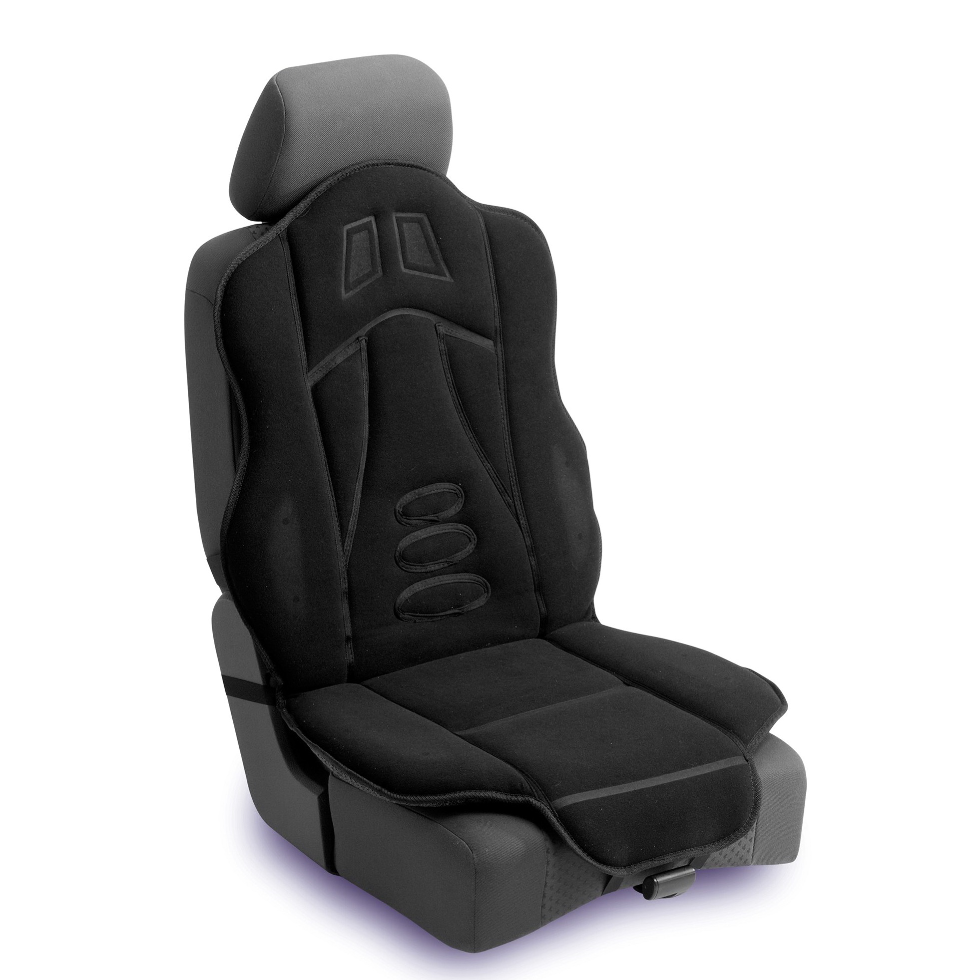 ergonomic chair back support cushion behind the 2018 car seat home design ideas