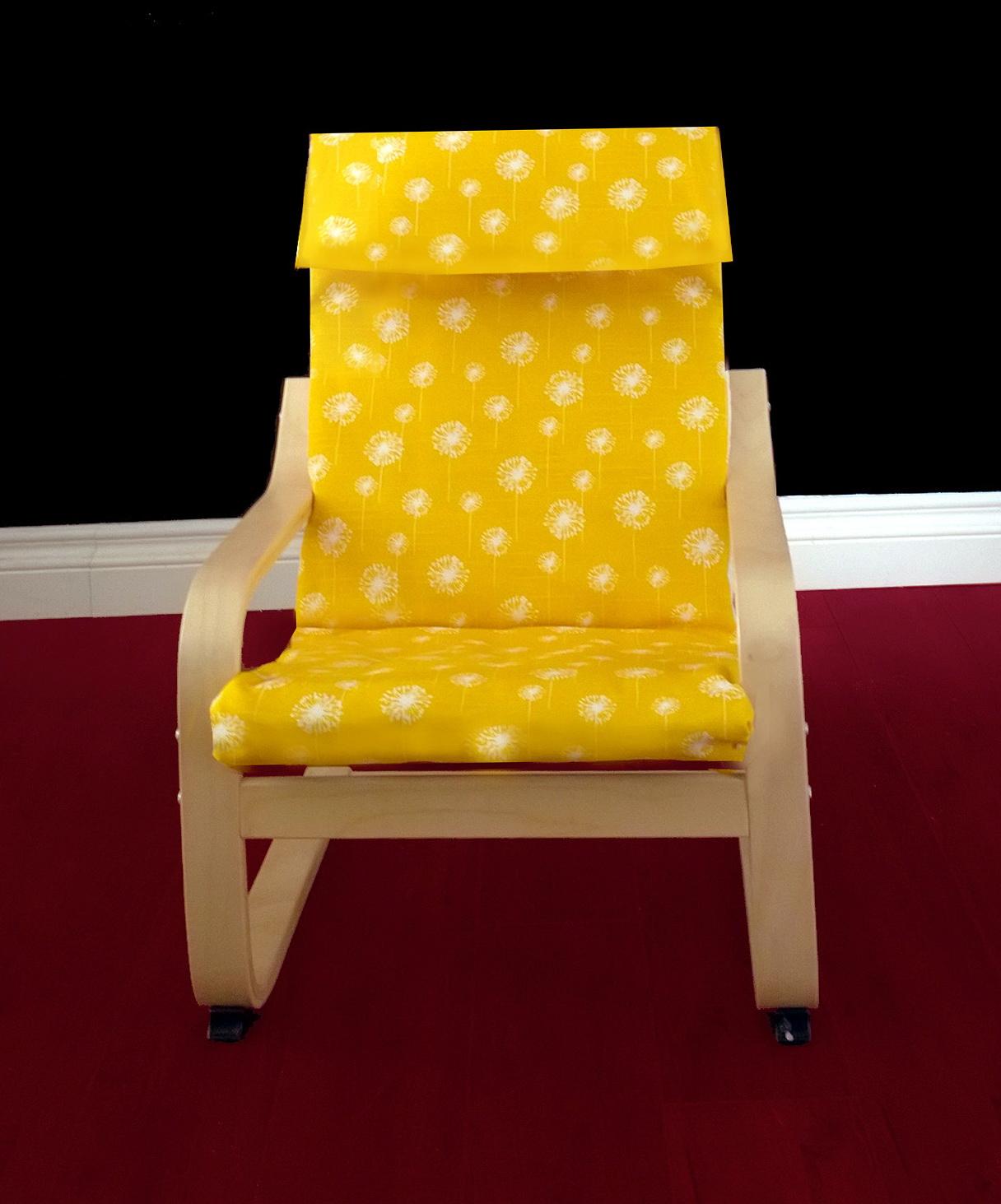 ikea poang chair covers uk high target cushion diy home design ideas