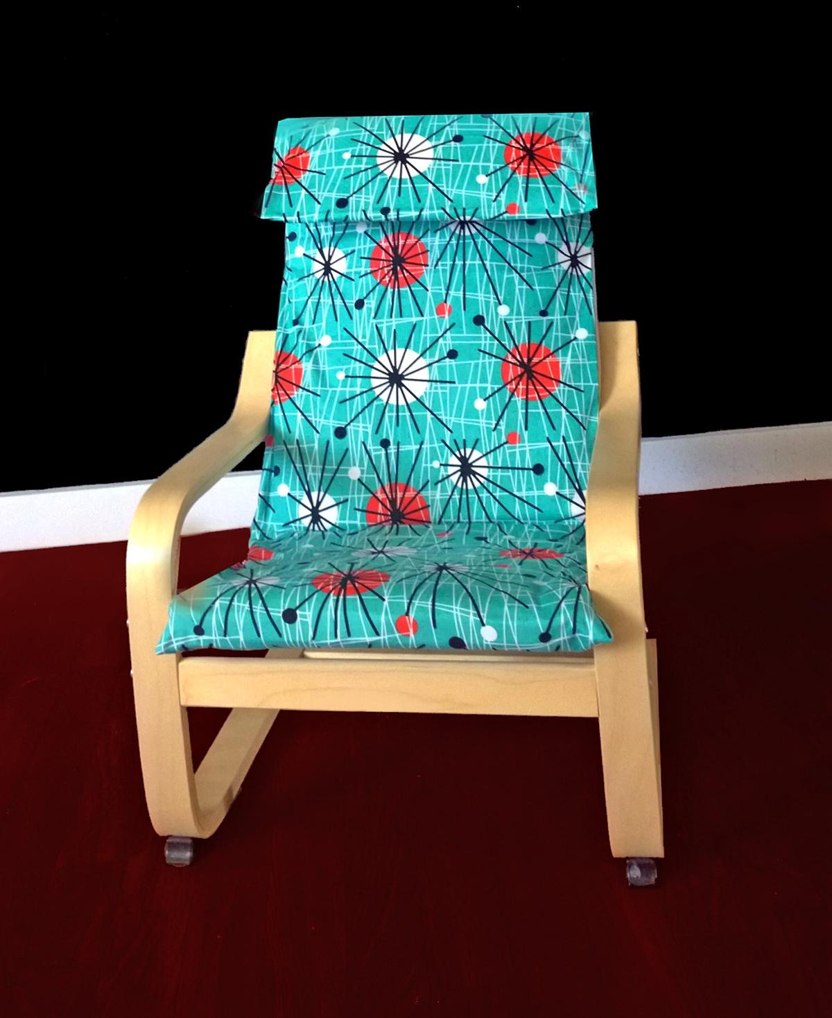 ikea poang chair covers uk sheepskin recliners cushion home design ideas