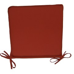 Red Kitchen Chair Pads Gaming Compatible With Xbox One Seat Cushions Uk Home Design Ideas