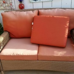 Martha Stewart Patio Chairs Hanging Chair Gumtree Cape Town Replacement Cushions For Furniture