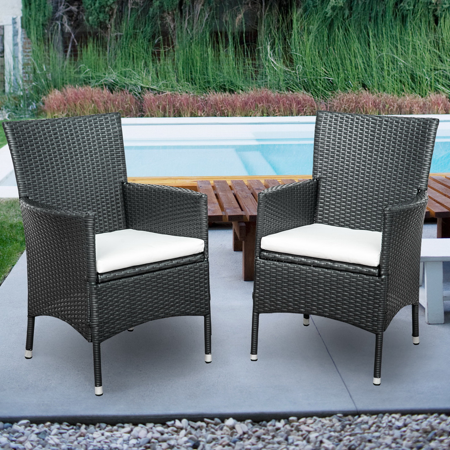 outdoor dining chair cushions set of 4 1800 koken barber home design ideas