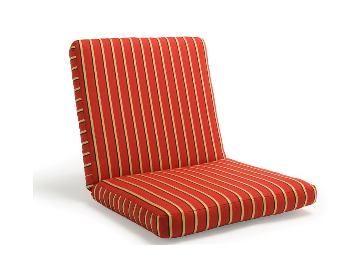 sunbrella chair cushion small folding chairs stools outdoor dining cushions home design ideas