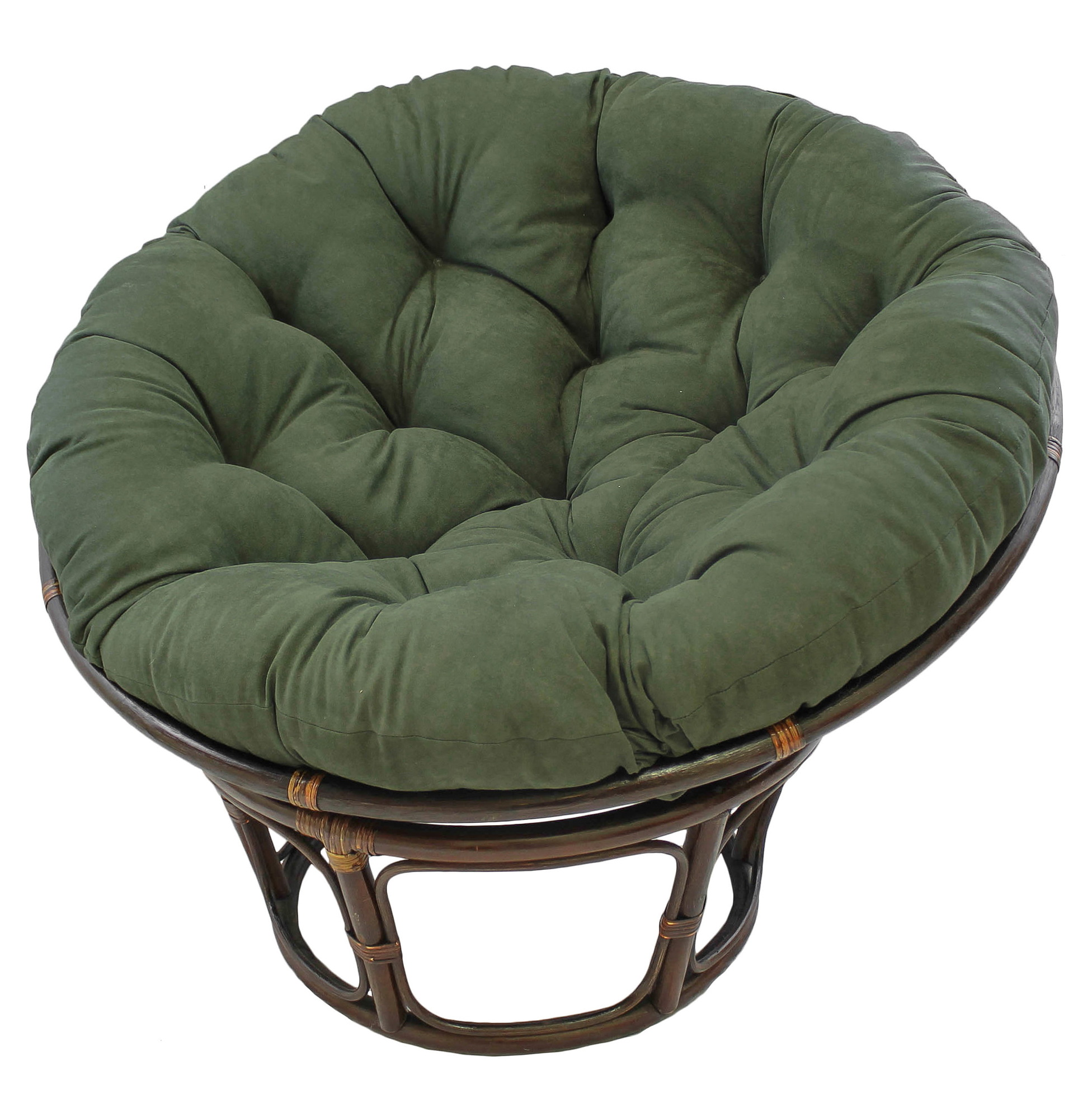 replacement papasan chair cushion wingback upholstery ideas rattan with home design