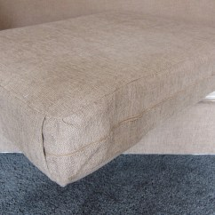 How To Reupholster A Sofa No Sew Sofas With Air Beds Couch Cushions Without Sewing Home Design Ideas