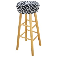 Round Chair Cushions 14 Inch Chairs That Make Into Beds Stool Cushion Covers Bar
