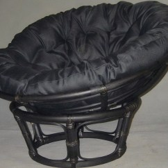 Round Chair Pad Flip Bed Futon Cushion