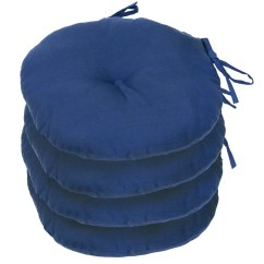 Chair Cushions With Ties Australia Barber Repair Hydraulic Round Outdoor Seat Home Design Ideas