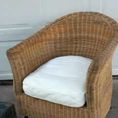 Wicker Chair Cushion Replacements Kitchen Table And Furniture Replacement Cushions Walmart Home