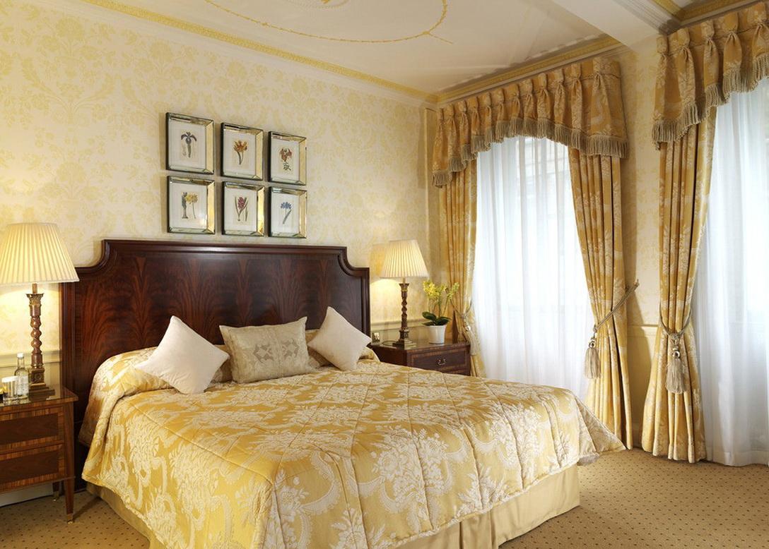 Beautiful Master Bedroom Curtains  Home Design Ideas