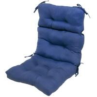 Blue Patio Cushions Outdoor Furniture | Home Design Ideas