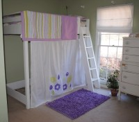 Bunk Bed Curtains Diy | Home Design Ideas