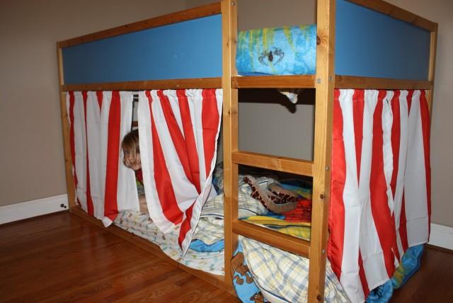 Rv Bunk Bed Curtains Home Design Ideas