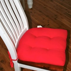 Chair Cushions With Tie Backs Where To Buy Covers In Canada Back Ties Home Design Ideas