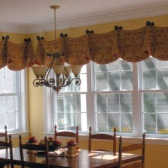 Orange Wicker Chair Cushions Purple Banquet Covers Diy Curtain Valance Ideas | Home Design
