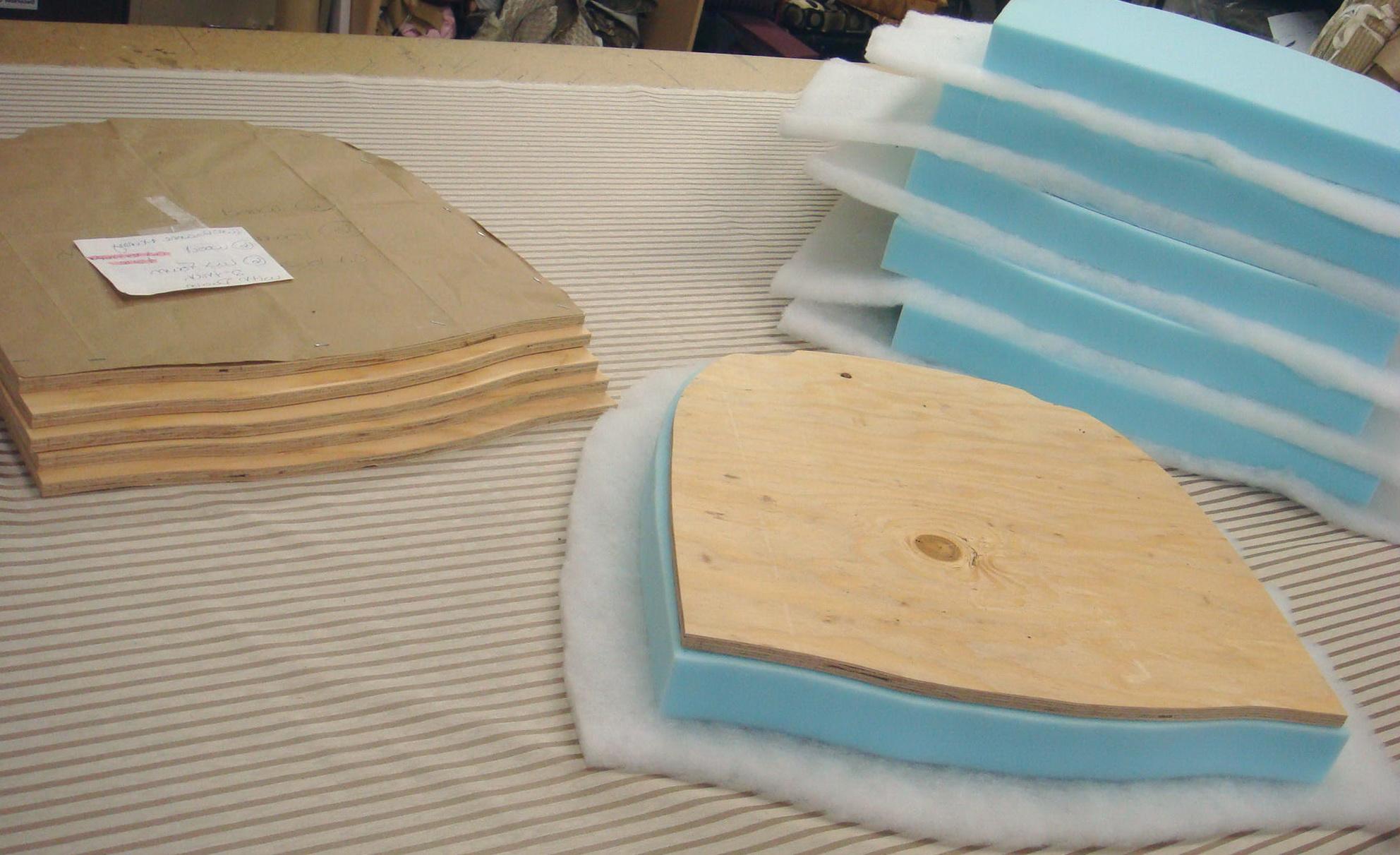 Foam Chair Cushions Replacement  Home Design Ideas