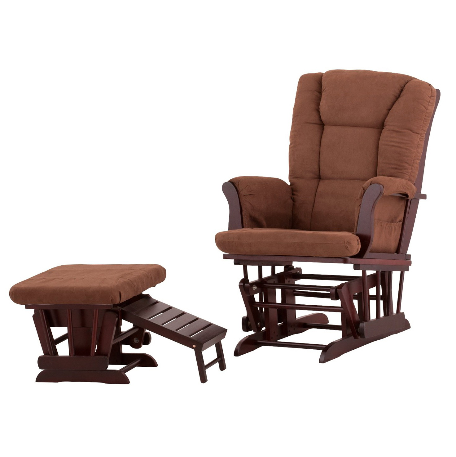 Replacement Cushions For Glider Rocker Walmart Home