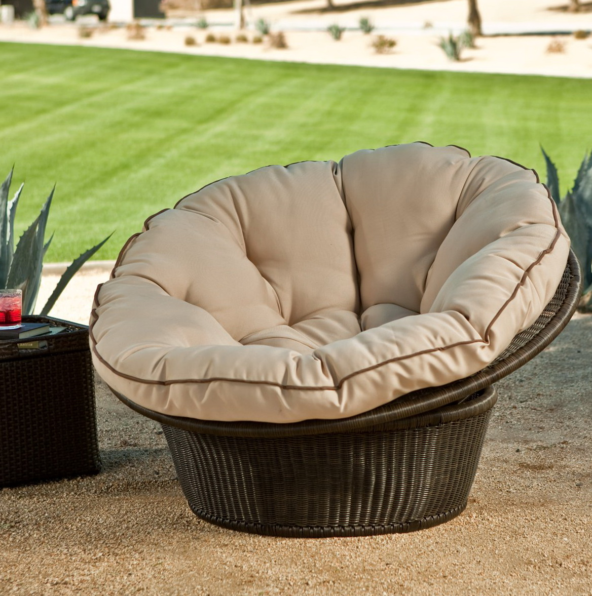 outdoor chair cushions sale wicker porch round patio home design ideas