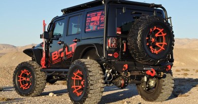 Bolt Wrangler - Jeep and Off-Road