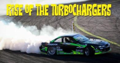 The Rise of Turbochargers