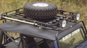 Kargomaster Safari Rack - Courtesy of Kargomaster