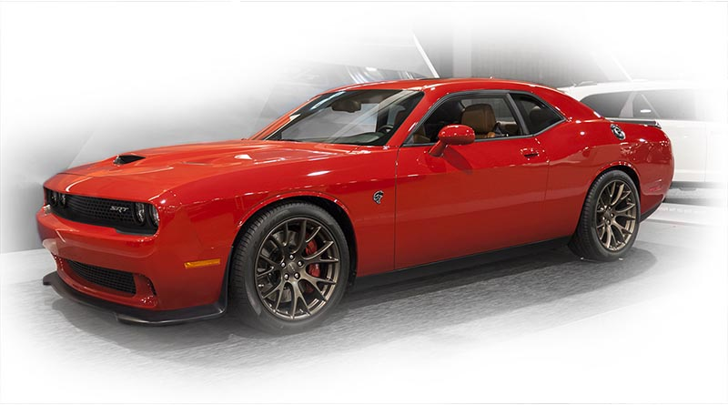 Vehicle Spotlight 2017 Dodge Challenger Hellcat The Engine Block