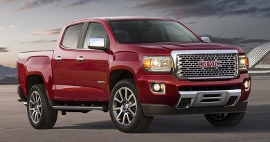 2017 GMC Canyon Denali - Courtesy of GMC