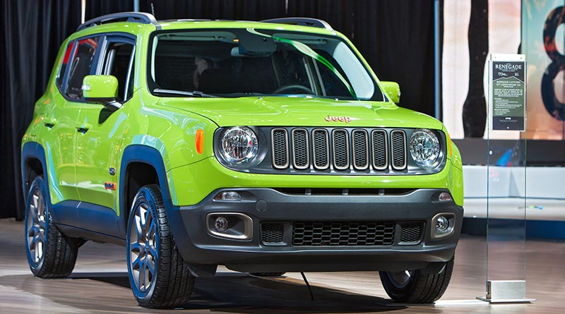 Rise of the Jeep Renegade - The Engine Block