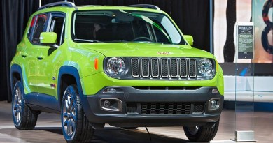 Rise of the Renegade - 2017 Jeep Renegade