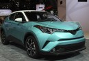 Toyota CH-R: Aggressively Mediocre