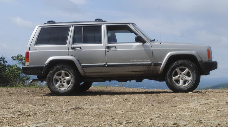 From a budget Cherokee to a wicked fast Corvette...