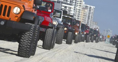 Auto Industry News - Daytona Jeep Beach