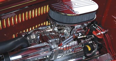 Edelbrock 1932 Ford Roadster E-Force