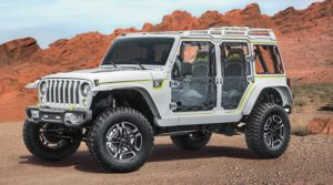 Auto Industry News - Jeep® Safari Concept - Courtest of Motor Authority