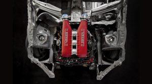 Ferrari Swap - Courtest of Road and Track