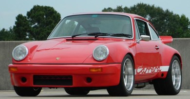 Porsche 911 - Courtesy of Road and Track