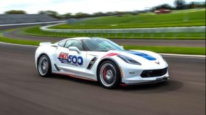 Indy 500 Corvette - Courtesy of Motor Trend