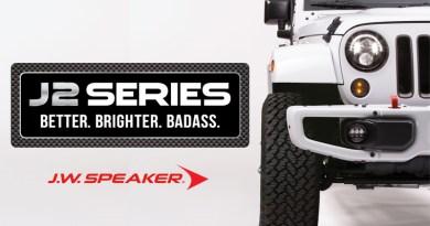 J.W. Speaker introduces new Evolution J2 Series