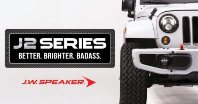 J.W. Speaker introduces new Evolution J2 Series
