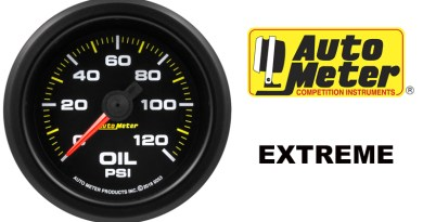 Auto Meter Extreme Environment Waterproof Gauges