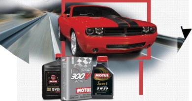 Motul Oil - Image courtesy of Motul.
