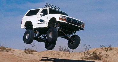 Ford Bronco - Image courtesy of Four Wheeler Network