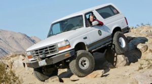 Ford Bronco - Courtesy of Four Wheeler Network