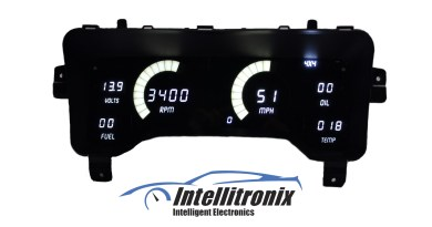 Digital Replacement Dash Panel for Jeep TJ