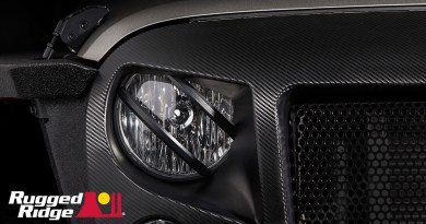 Jeep Headlight Guards