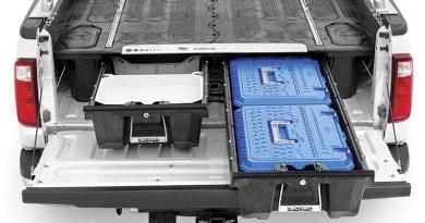 DECKED - Cargo Storage