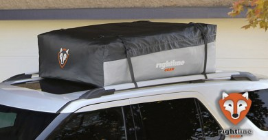 RightLine Gear's Waterproof Car Top Cargo Carriers