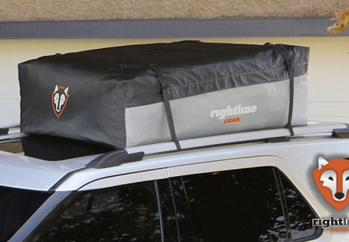 RightLine Gear's Waterproof Car Top Cargo Carriers