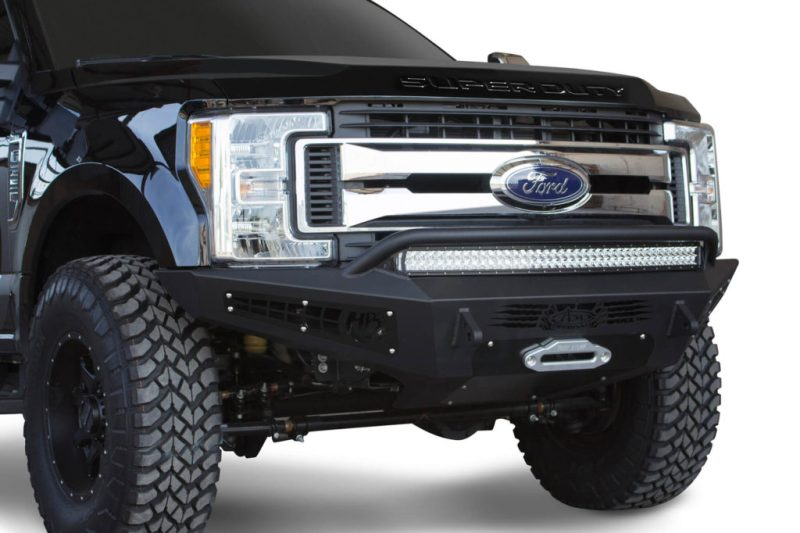 Super Duty Bumper